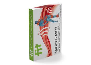 FIT Plaster universal 10 stk
