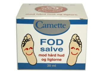 Camette Fodsalve Schälkur