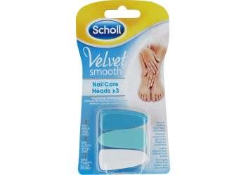 Scholl Velvet Smooth Neglefil Refill
