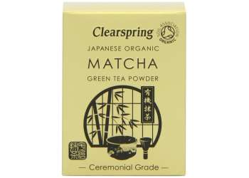 Clearspring Ceremonial Matcha Te