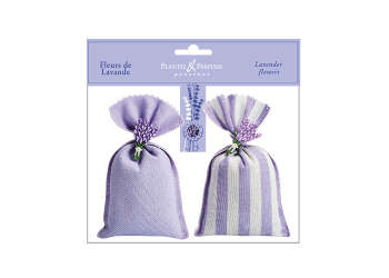 Plantes & Parfums Lavendel Duftposer 2x18g