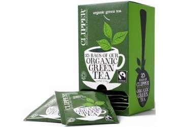 Clipper Økologisk Grøn Te
