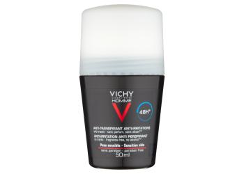 Vichy Homme Antiperspirant 48h