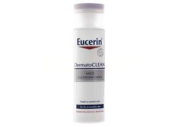 Eucerin DermatoClean Mild Cleansing Milk