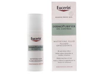 Eucerin DermoPurifyer Oil Control Mattifying Fluid