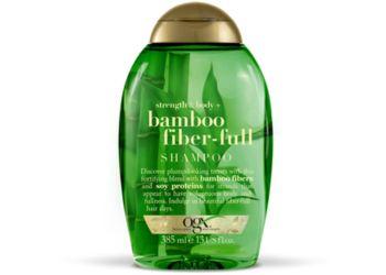 Ogx Bamboo Fiber-full Shampoo
