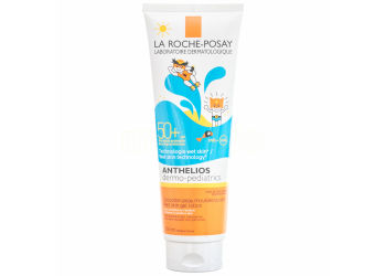 La Roche-Posay Anthelios Wetskin Kid Lotion 50+