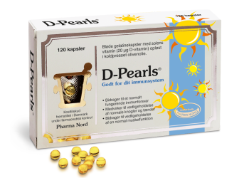 Pharma Nord D-Pearls