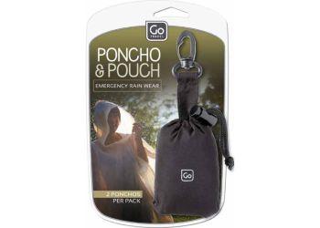 Go Travel Poncho & Pouch