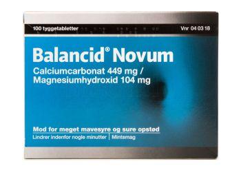 Balancid Novum
