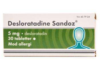 Desloratadine Sandoz