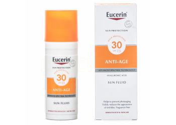 Eucerin Sun Fluid Anti-Age SPF30