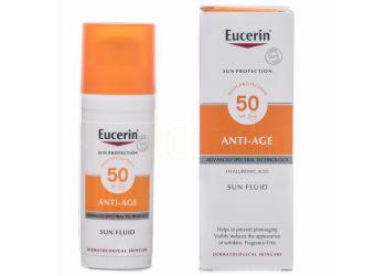 Eucerin Sun Fluid Anti-age SPF50