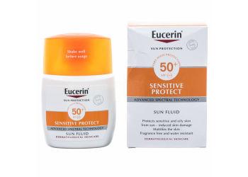 Eucerin Sun Fluid Mattifying SPF 50