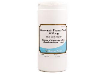 Glucosamin fra Pharma Nord