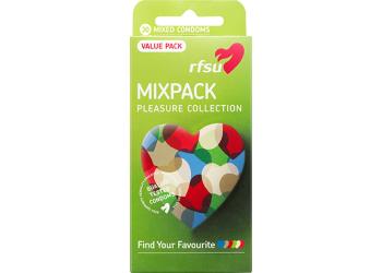 RFSU Mixpack Pleasure Collection Kondom