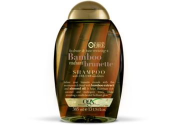 OGX Bamboo Brunette Shampoo