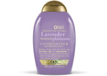 OGX Lavender Platinum Conditioner