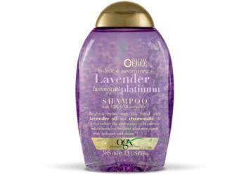 OGX Lavender Platinum Shampoo