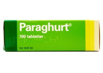 Paraghurt Mælkesyrebakterier