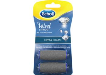 Scholl Velvet Smooth Refil Extra Coarse