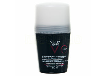 Vichy Homme Antiperspirant Deo Roll-on 72h