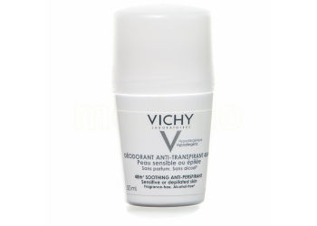 Vichy Antiperspirant 48hr Deo Roll-on u./Parfume