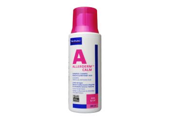 Virbac Allerderm Calm Shampoo
