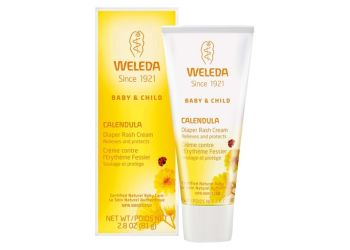 Weleda Calendula Nappy Change  Cream Baby & Child Zink Salve