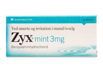 Zyx Mint