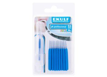 Ekulf PH Professional Mellemrumsbørste 0,6 mm