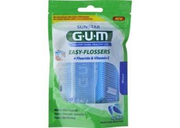 Gum Easy Flossers Tanntrådholder