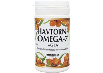 Havtorn Omega 7 + GLA