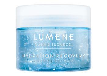 Lumene Lähde Hydration Recovery Gel Mask