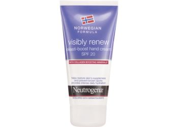 Neutrogena Norwegian Formula Visibly Renew Hand Cream Spf20