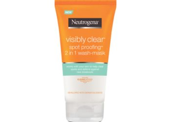 Neutrogena Visibly Clear Spot Proofing Wash Mask