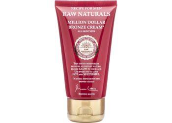 Recipe for Men Million Dollar Bronze Cream