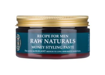 Recipe for Men Raw Naturals Money Styling Paste