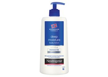 Neutrogena Norwegian Formula Deep Moisture Body Lotion Senstiv