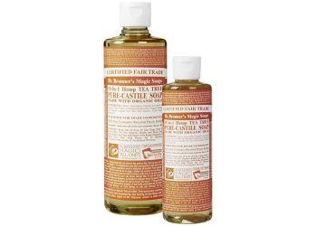 Dr. Bronner Tea Tree Castile Liquid Soap
