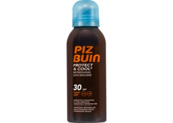 Piz Buin Cool And Protect Mousse SPF30
