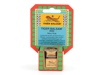 Tiger Balm Extra Strength Red