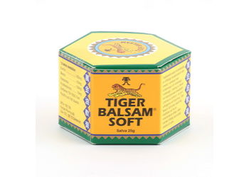 Tiger Balsam Soft