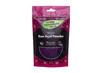 The Raw Chocolate Company Acai Pulver