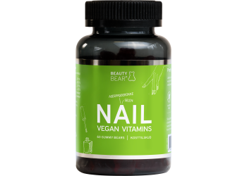 BeautyBear Nail Vitamins