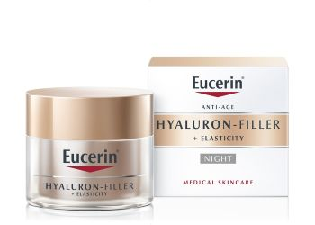Eucerin Elasticity+filler Nightcream