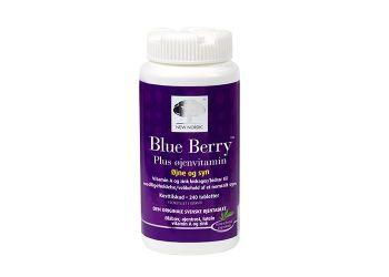 New Nordic Blue Berry Plus Øjenvitamin