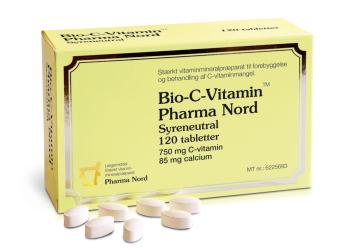 Bio-C Vitaminer fra Pharma Nord