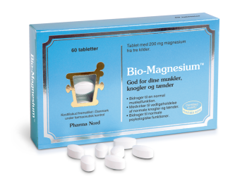 Bio-Magnesium fra Pharma Nord