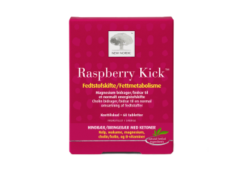 New Nordic Raspberry Kick
